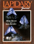 SOLD: Lapidary Journal, November 1990