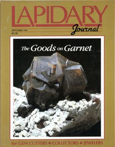 Lapidary Journal, September 1990