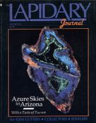 The Monthly Issues of  Lapidary Journal, 1991, SOLD OUT