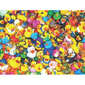 Funny Duckies 400 Piece Family Puzzle