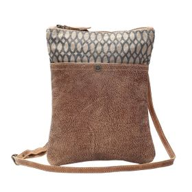 Myra Bag - Honey Bee Print Crossbody Bag