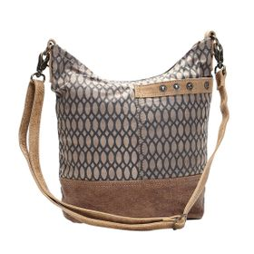 Myra Bag - Honey Bee Print Shoulder Bag