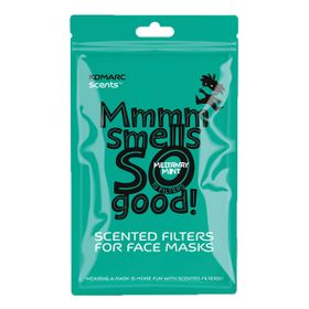 Mint Scented Mask Filters -<br> pack of 10