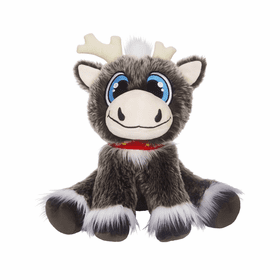 "Reindeer In Here 8"" Plush"