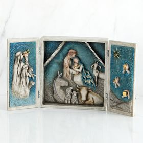 Willow Tree Starry Night Nativity