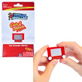 World's Smallest Etch-a-Sketch