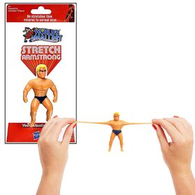 World's Smallest Stretch Armstrong