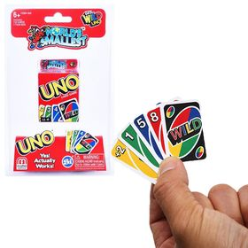 World's Smallest Uno Game
