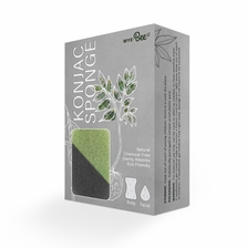 Konjac Sponge (Body & Facial) - Gray