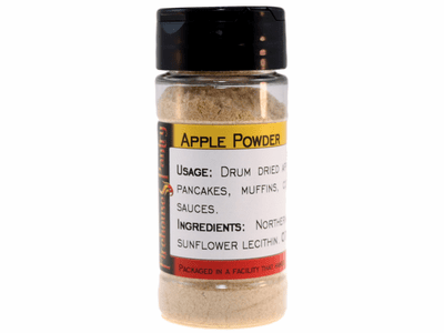 Apple Powder in a Spice Jar (2.12 oz.)