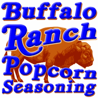 Buffalo Ranch Popcorn Seasoning, 10 Pound Bulk Bag