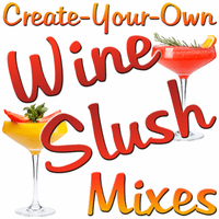 Create-Your-Own Wine Slush Mixes