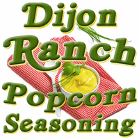 Dijon Herb Popcorn Seasoning, 5 Pound Bulk Bag