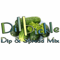 Dill Pickle Dip & Spread Mix, Case of 24 Packets