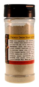 French Onion Soup Mix & Dip Mix