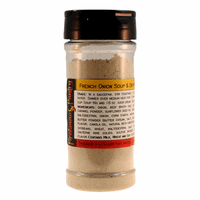 French Onion Soup Mix & Dip Mix in a Large Spice Jar (4.23 oz.)