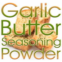 Garlic Butter Seasoning Powder, 1 Pound Bulk Bag