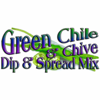 Green Chile 'N Chive Dip & Spread Mix, 1 Pound Pantry Bag