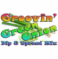 Groovin' Green Onion Dip & Spread Mix, 1 Pound Pantry Bag