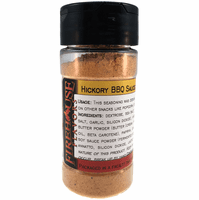 Hickory BBQ Sauce Flavored Seasoning in a Spice Jar (2.12 oz.)