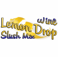 Lemon Drop Wine Slush Mix, Case of 24 Packages