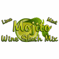 Mojito Wine Slush Mix, Case of 24 Packages