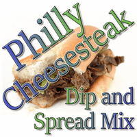 Philly Cheesesteak Dip & Spread Mix, 5 Pound Bulk Bag