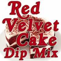 Red Velvet Cake Dip & Spread Mix