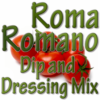 Roma Romano Dip Mix & Dressing Mix, 1 Pound Pantry Bag