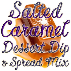 Salted Caramel Dip & Spread Mix