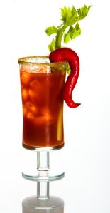 Scary Mary Mix (Spicy Bloody Mary Mix)