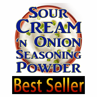 Sour Cream & Onion Seasoning Powder