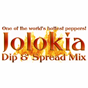 Spicy Jolokia (Ghost Pepper) Dip Mix & Spread Mix