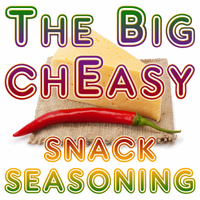 The Big chEasy Snack Seasoning, 1 Pound Bulk Bag