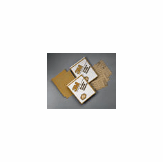 3M 2549 Gold 9 X 11 Dry Sheets 80 grit 1 sleeve of 50/ea