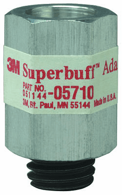 """3M 5710 Superbuff™ Adaptor 5/8"""" in shaft for double sided pads 1/ea"""