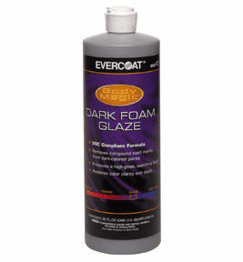 Fiberglass Evercoat 42 Dark foam Glaze Quart
