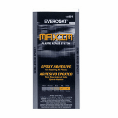 Fiberglass Evercoat 891 Semi-Rigid Epoxy Adhesive 2- 7.7 oz tubes