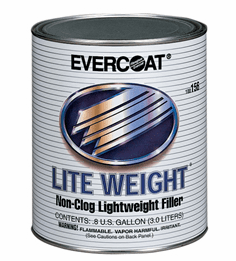 Fiberglass Evercoat Bondo/ Body Fillers