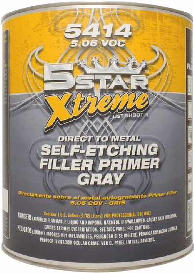 Five star Xtreme 5414 self etching Primer Gallon part A**