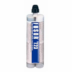 Fusor truck plastic adhesive medium set T23  10.1 oz