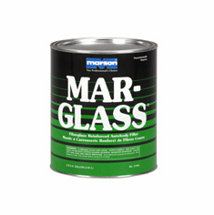 Marson 01160 Mar-Glass Fiberglass reinforced filler / bondo 1/ea Gallon
