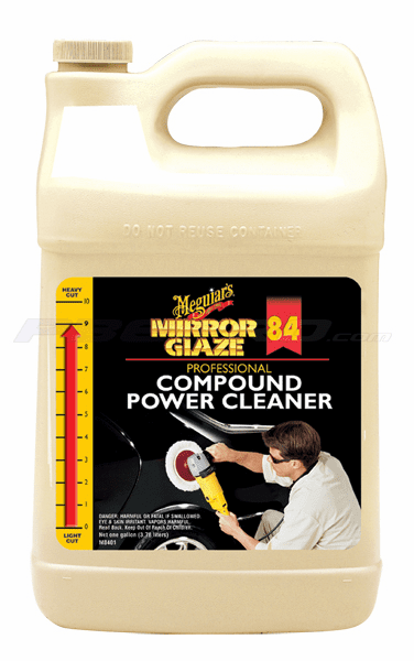Meguiars M8401 Compound Power Cleaner #84 1/ea Gallon size