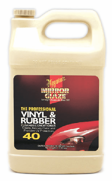 Meguiars Vinyl / Rubber / Plastic / Metal / Odor elimination