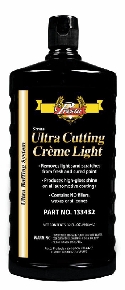 Presta 133432 Ultra Cutting Cream Light 1/ea Quart