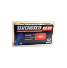 SAS Safety Corp ThicksterTM PF+EX Latex Gloves 1 box of 50/ea