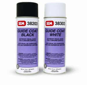 SEM 38203 - GUIDE COAT BLACK 1/ea 13oz Aerosol can