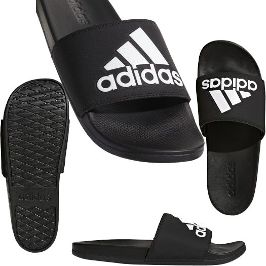 sports shoes 15320 03bd6 Adidas Adilette Comfort Slides