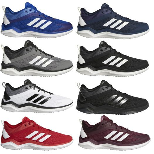 Adidas Speed Trainer 4 Baseball Trainer Shoes 2779f04b6