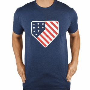 Baseballism Men's Home Team T-Shirt HOME TEAM NAVY